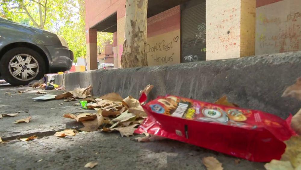 ¿Por qué no debemos tirar basura al suelo?