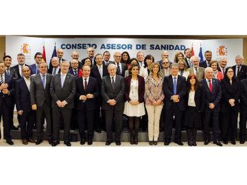 El nuevo Consejo Asesor de Sanidad