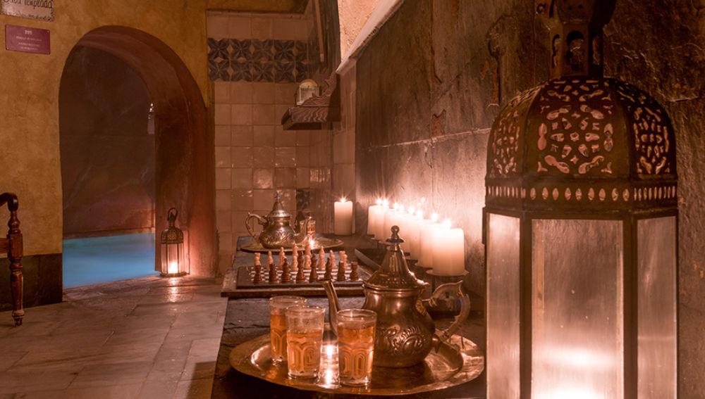 Hamman Al Andalus  en Madrid