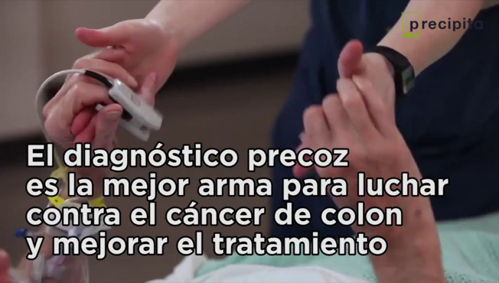 Un análisis de sangre para la detección rápida y sencilla de cáncer de colon