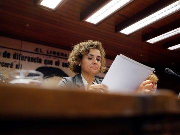 """Dolors Montserrat destaca ante la ONU el """"histórico"""" Pacto de Estado contra la Violencia de Género aprobado en España"""
