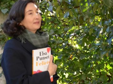 Elsa Punset, en Crea Lectura