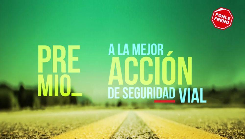 Mejor acción de Seguridad Vial: Road Show 'Tú decides' de TRAFPOL