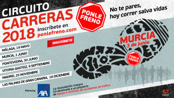 Carreras Ponle Freno Murcia