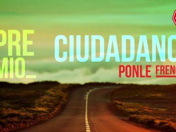 Premio Ciudadano Ponle Freno: Mateo Lafragua