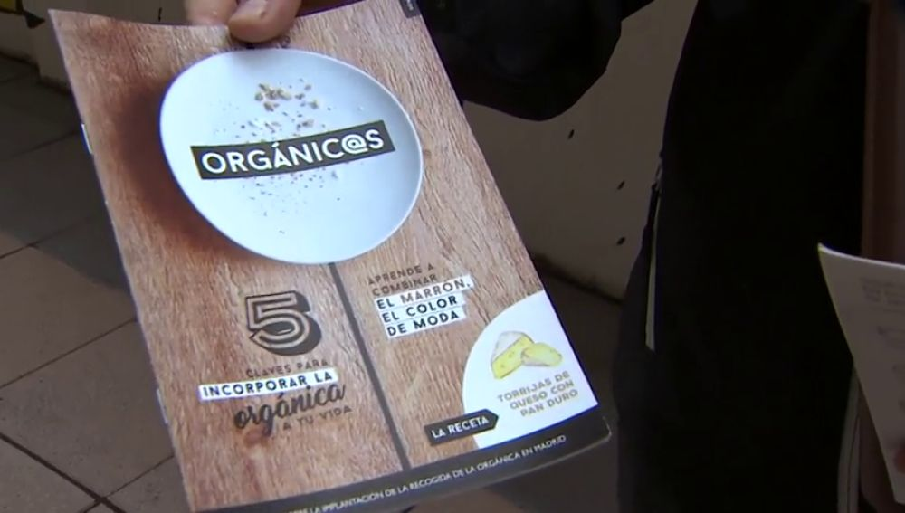 'Acierta con la orgánica', una campaña de información y concienciación sobre la correcta utilización del contenedor marrón