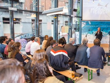 Evento de presentación de Piel de Atún en Madrid