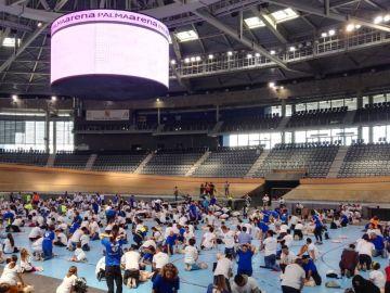 Más de 900 personas participan en la I Jornada de Reanimación Cardiopulmonar para aprender a realizar una RCP