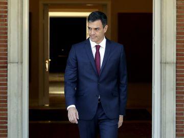"""Pedro Sánchez se compromete a acabar con """"el horror"""" de la violencia de género"""