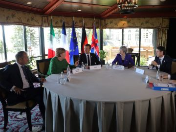 La reunión entre los países del G7 tratará temas como el cambio climático y océanos