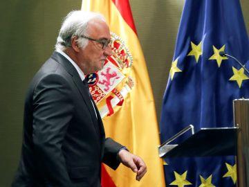 Pere Navarro trabajará para evitar el sufrimiento que hay detrás de accidentes de tráfico
