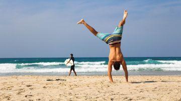 10 deportes divertidos para mantenerse en forma en verano