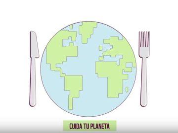 ¿Qué cambios podemos hacer en nuestra alimentación para no perjudicar el medio ambiente?