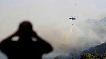 El Gobierno invierte 85 millones de euros en una campaña para combatir los incendios forestales