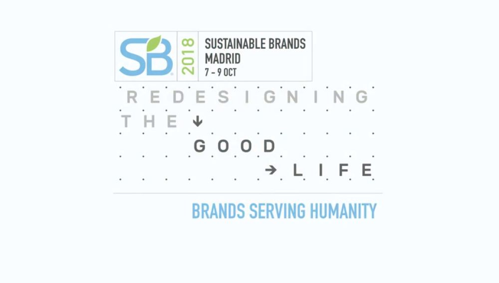 Sustainable Brands reunirá en Madrid a más de 20 referentes globales