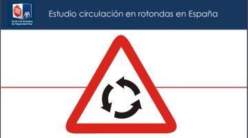 Estudio circulación en rotondas en España