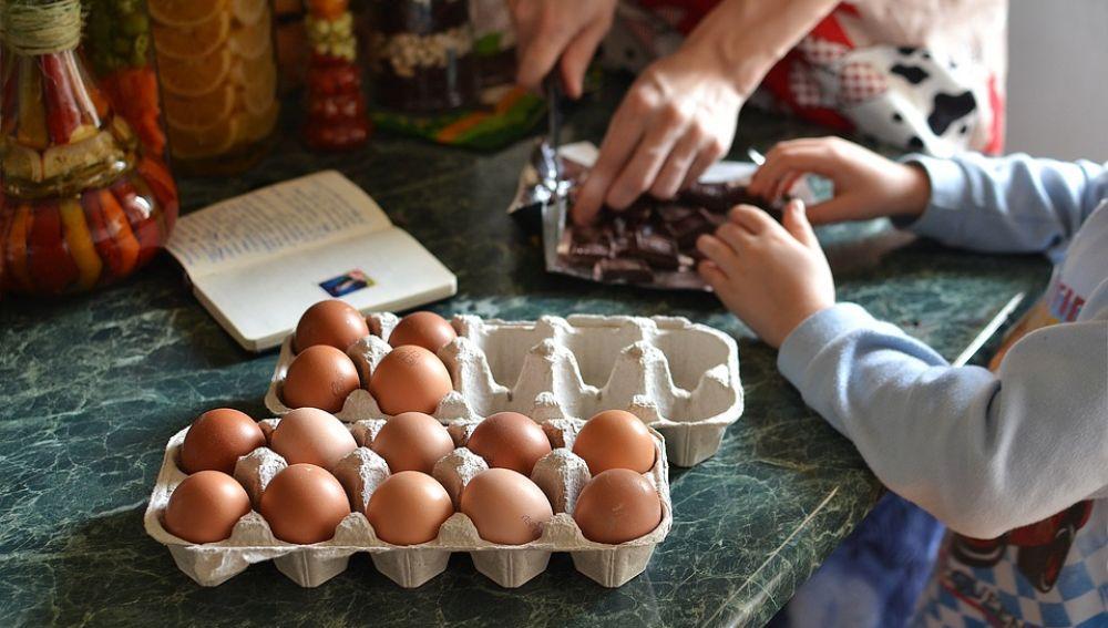 Cómo detectar que un niño es alérgico al huevo