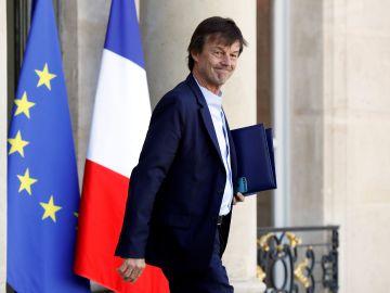 Hulot, el ministro francés de Ecología, dimitió ante la falta de avances en el ámbito de medioambiente