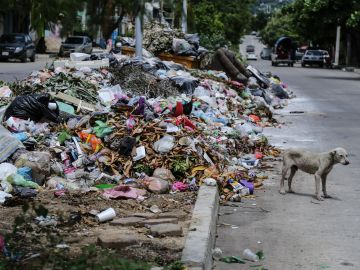 Alerta de emergencia y multa por acumulación de basura al Ayuntamiento de Acapulco