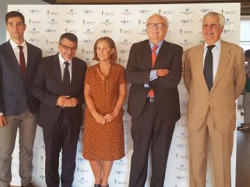 La AECC presenta el primer informe sobre la investigación e innovación en cáncer en España