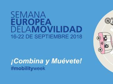 Semana Europea de la Movilidad 2018: Combina y Muévete