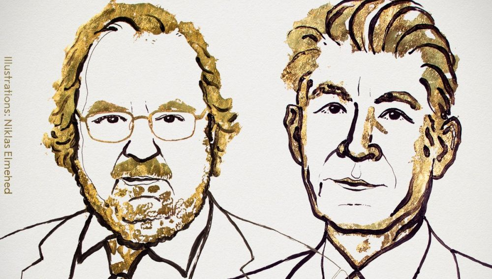 James P Allison y Tasuku Honjo