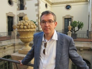 Santiago Posteguillo, ganador del Premio Planeta 2018