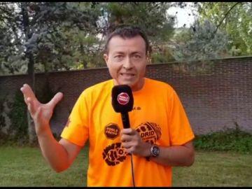 """Manu Sánchez: """"Tenemos que batir récord de participación en la décima Carrera Ponle Freno de Madrid"""""""