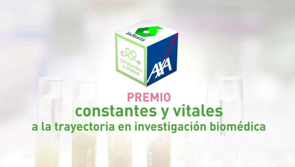 Francisco Sánchez-Madrid, Premio a la trayectoria científica en Investigación biomédica
