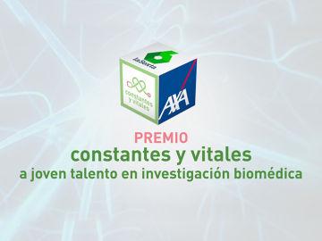 Premio Constantes y Vitales Joven Talento en Investigación Biomédica