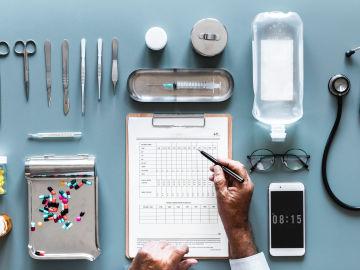 Informe de hospitalización