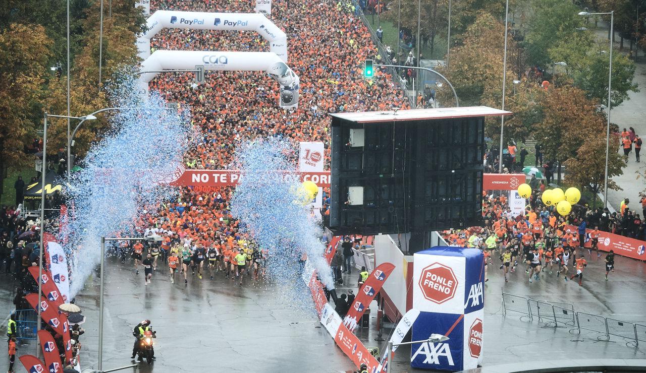 10ª Carrera Ponle Freno de Madrid