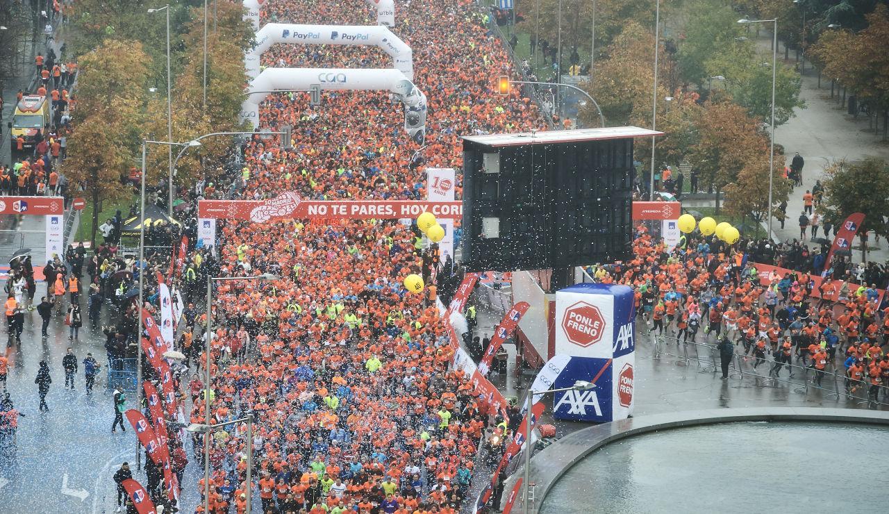 Foto de la 10ª Carrera Ponle Freno de Madrid