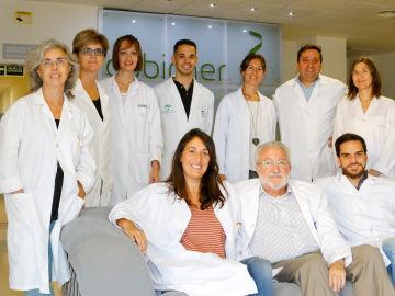 Investigadores de la Fundación Progreso y Salud y Cabimer