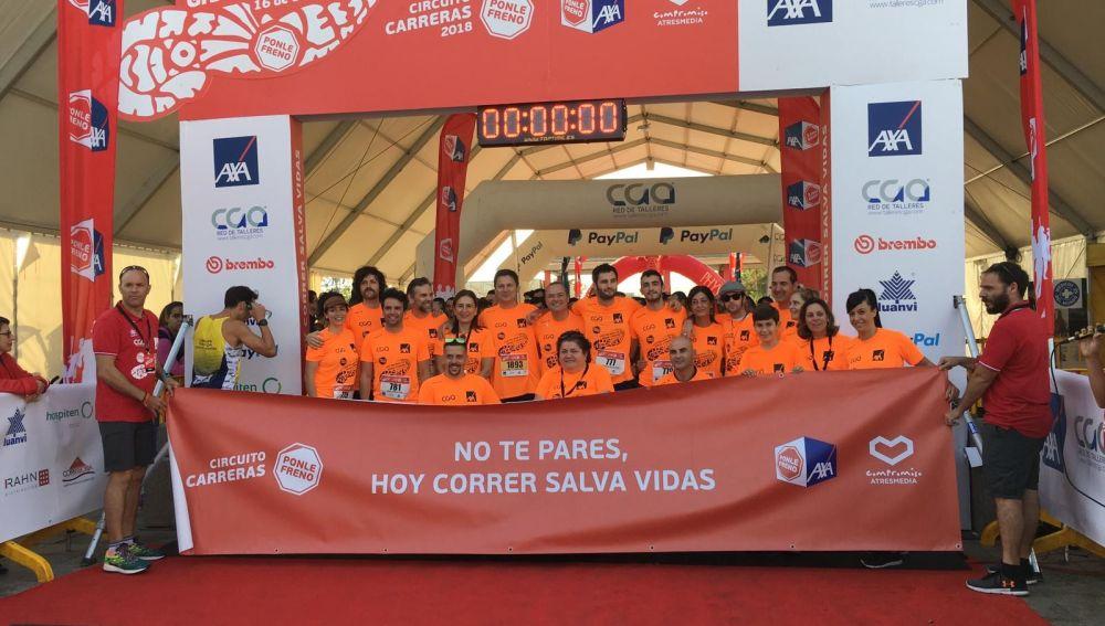Carrera Ponle Freno en Las Palmas de Gran Canaria 2018