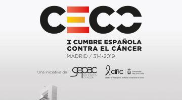 GEPAC organiza la primera Cumbre española contra el Cáncer