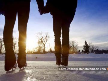 Patinar sobre hielo en invierno: una actividad divertida y con muchos beneficios
