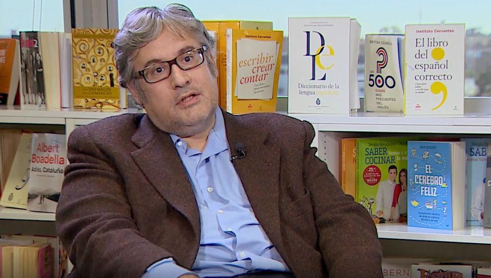 Juan Manuel de Prada, autor de 'Lucía en la noche'