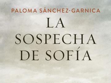 Portada 'La sospecha de Sofía'
