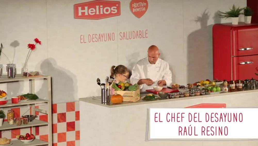 Apúntate a la masterclass del chef del desayuno, Raúl Resino, en Madrid