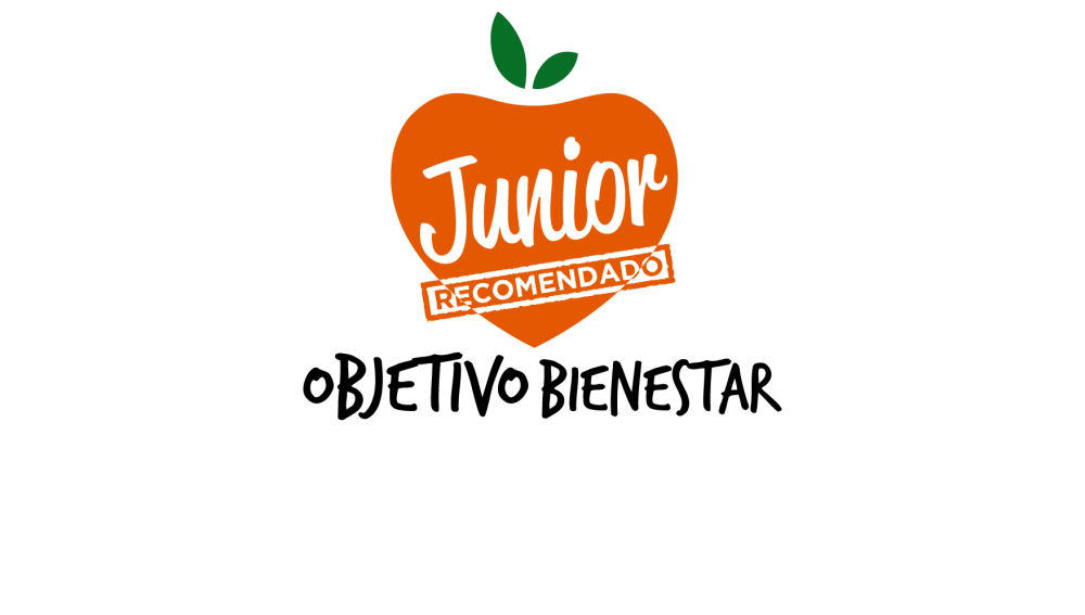 Sello de Objetivo Bienestar Junior