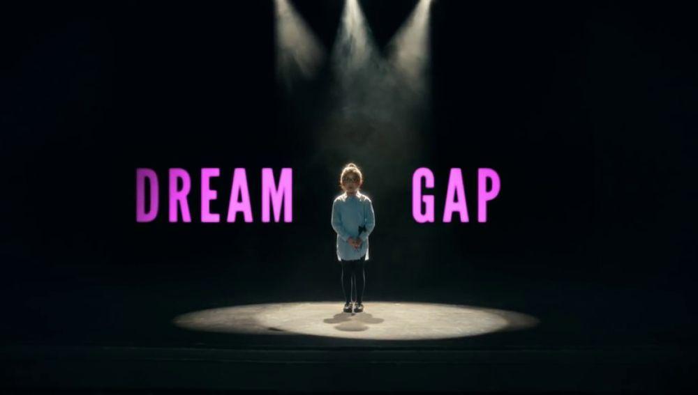 'Dreamo Gap', la brecha que existe entre las niñas y su potencial