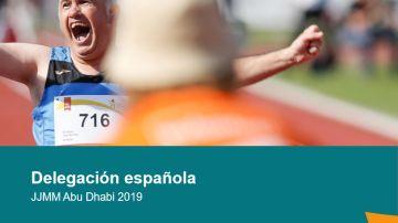 los XIV Juegos Mundiales de Verano de Special Olympics en Abu Dhabi