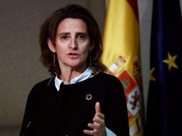 Teresa Ribera, ministra para la Transición Ecológica