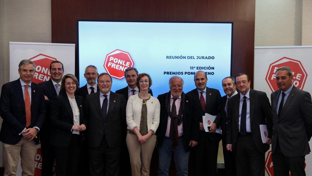 El jurado decide los ganadores de la XI edición de los Premios Ponle Freno