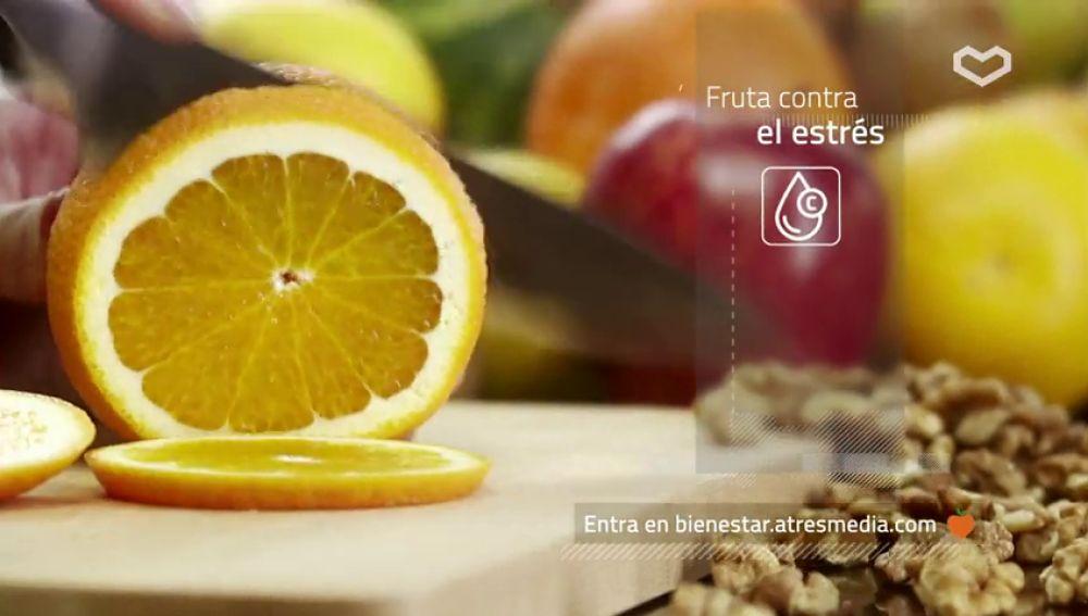 La fruta, uno de los mejores aliados contra el estrés