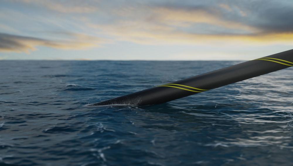 La información se mueve en el fondo del mar
