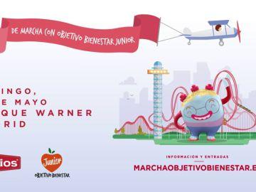 ¡Vuelve la Marcha con Objetivo Bienestar Junior!