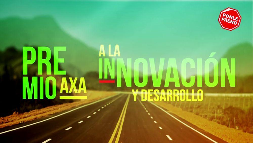 Premio AXA Innovación y Desarrollo en la Seguridad Vial