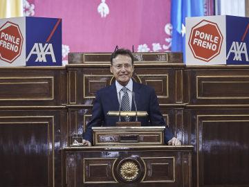 Matías Prats, presentador de la 11ª edición de los Premios Ponle Freno